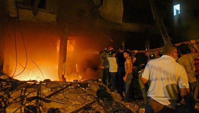 Yakıt deposunda patlama: 4 ölü