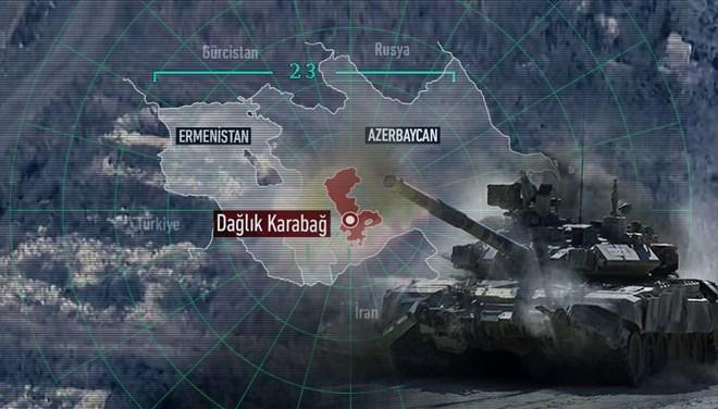 Azerbaycan ile Ermenistan arasında ateşkes
