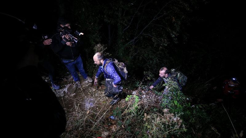 Uludağ'da hareketli dakikalar! 6 saat sonra kurtarıldılar