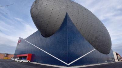 Bursa'da mimarisiyle dikkat çekiyor! Yarın kapılarını açacak