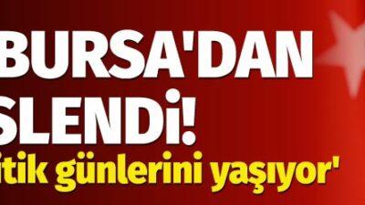Koca Bursa'dan seslendi! 'Salgın tırmanışa geçti'