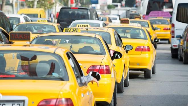 Taksi çetesine operasyon: 22 gözaltı