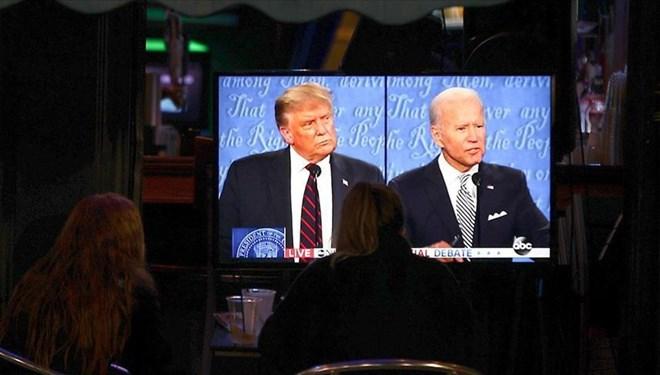 Trump ve Biden'a canlı yayın öncesi Covid-19 testi