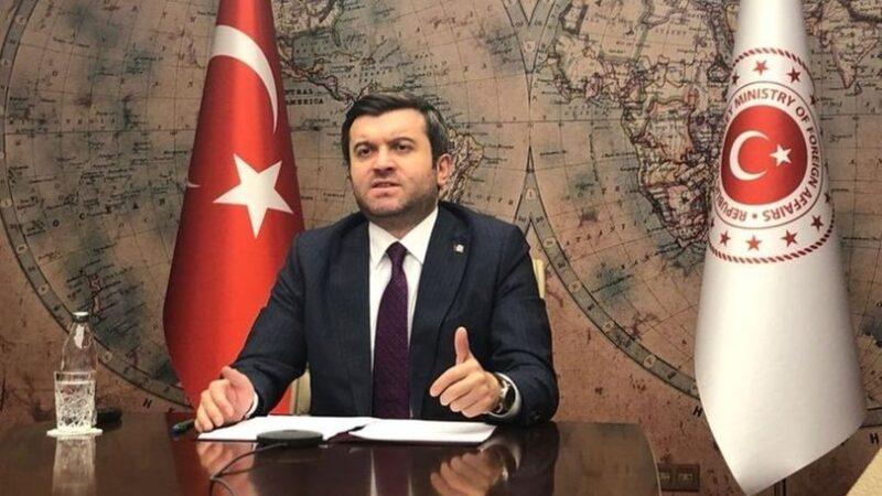 Dışişleri'nden Türkiye'deki Suriyelilere ilişkin açıklama