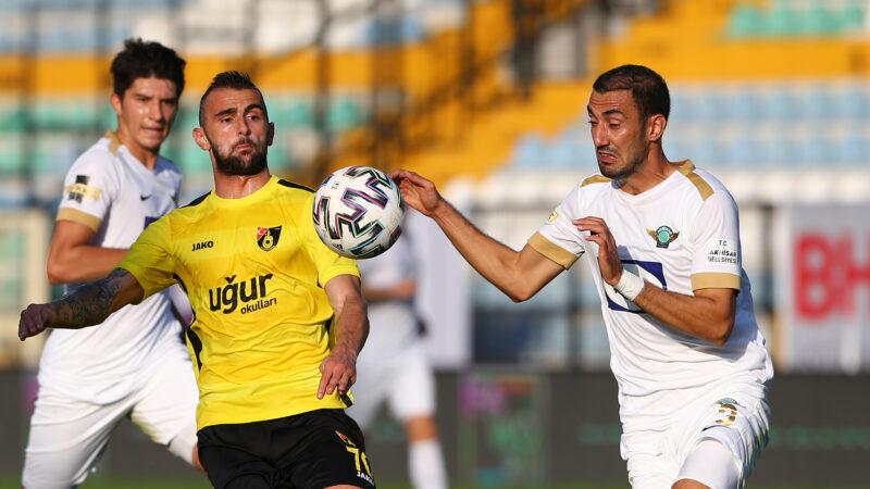 1.Lig'de nefes kesen maç… Akhisarspor şokta! İşte sonuçlar ve günün programı…