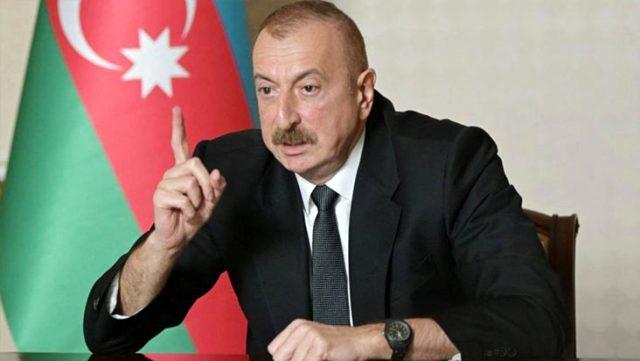 Aliyev'den flaş açıklama; Türkiye'nin katılmasını istiyorum…