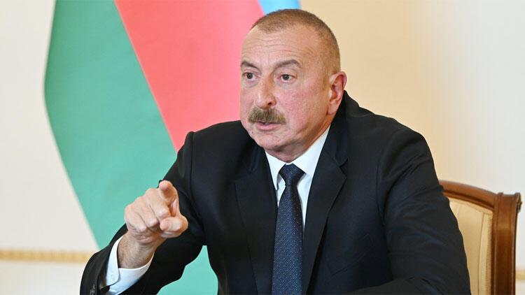 Aliyev anlaşmanın detaylarını açıkladı