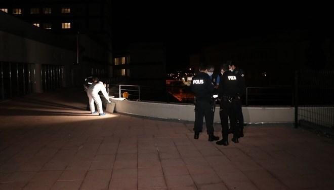 Hastaneden kaçmak isteyen Covid-19 hastası ağır yaralandı