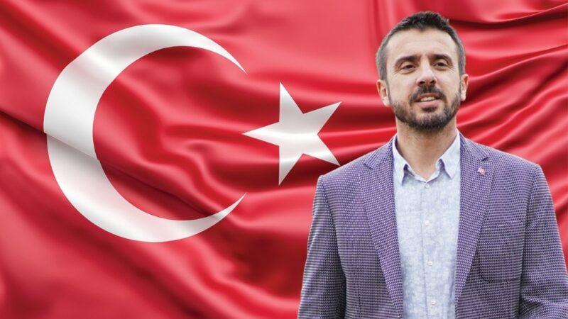 Başkan Tanır, ilçe halkını İstiklal Marşı okumaya davet etti