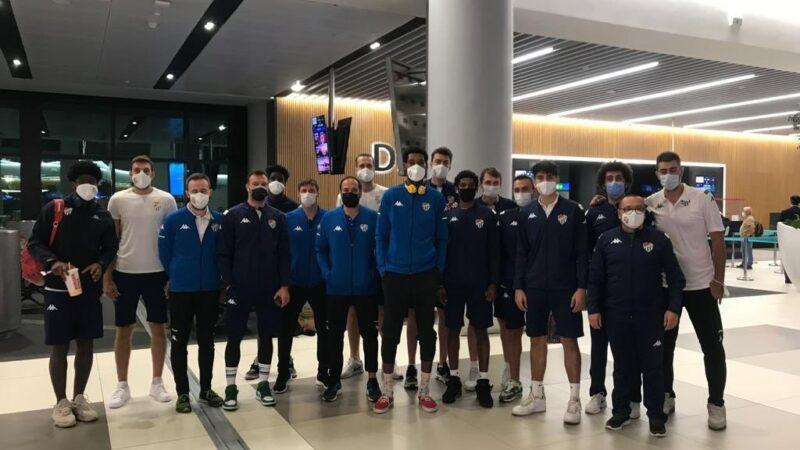 Timsah Slovenya'ya uçtu! Kritik maç çarşamba günü…