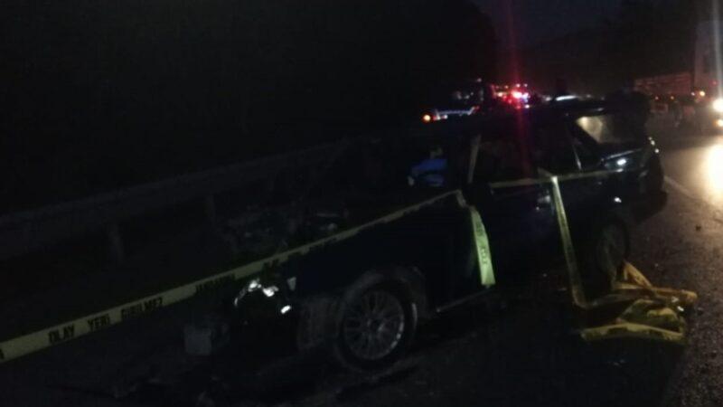 Bursa-Ankara yolunda feci kaza! Ölü ve yaralılar var