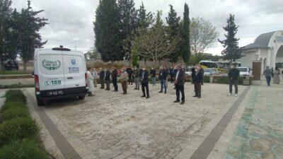 Konya'da öldürülmüşlerdi! Bursa'da anne-kıza hüzünlü veda