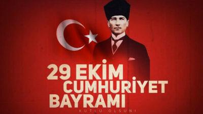 Cumhuriyet 97 yaşında! 29 Ekim Cumhuriyet Bayramı kutlu olsun