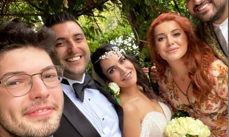 MasterChef Duygu evlendi! Bakın kiminle?