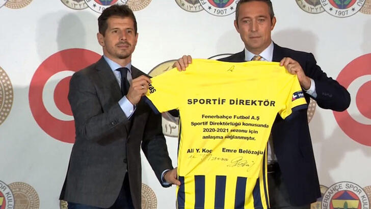 Ali Koç resmen açıkladı; Sportif direktörümüz…