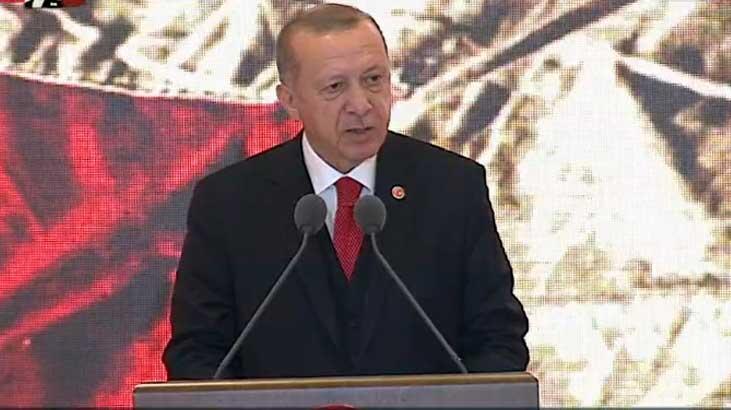 Cumhurbaşkanı Erdoğan Samsun'da önemli açıklamalar…