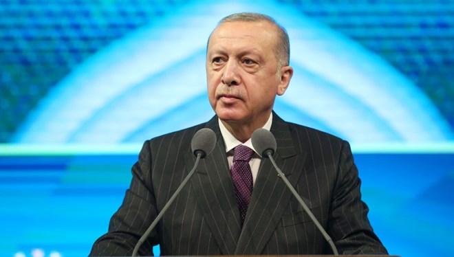 Cumhurbaşkanı Erdoğan'dan Macron'a sert tepki…