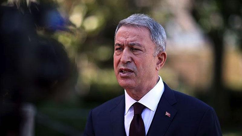 Bakan Akar'dan Türk-Rus Ortak Merkezi açıklaması