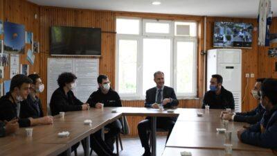 İnegöl Belediyesi'nin Proje Takımı kuruldu