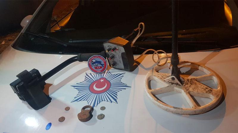Yer: Bursa… Hepsi durdurulan araçtan çıktı