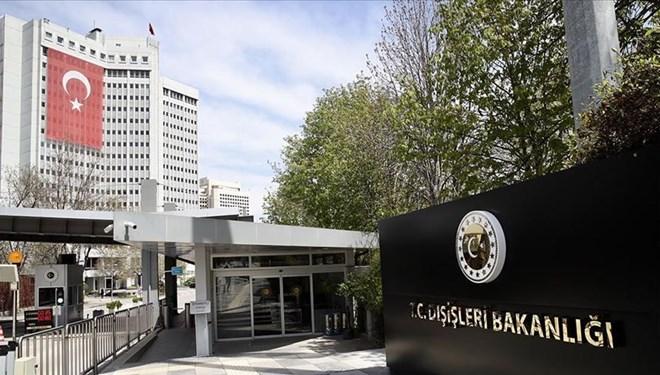 Dışişleri Bakanlığı: Sahada ve masada Azerbaycan'ın yanında olmaya devam edecek