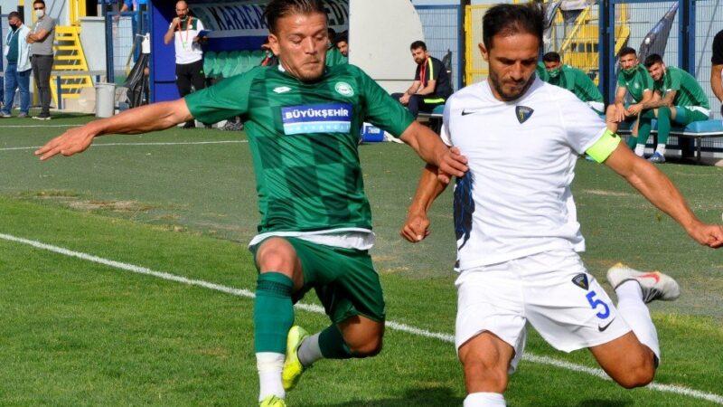 19 maçtır bileği bükülmüyordu… Bursa ekibi deplasmanda kaybetti…