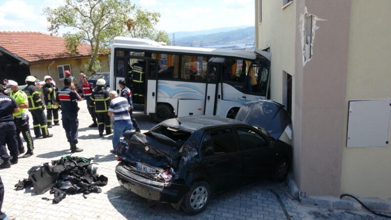 Kazada yaralanan uzman onbaşıdan kahreden haber