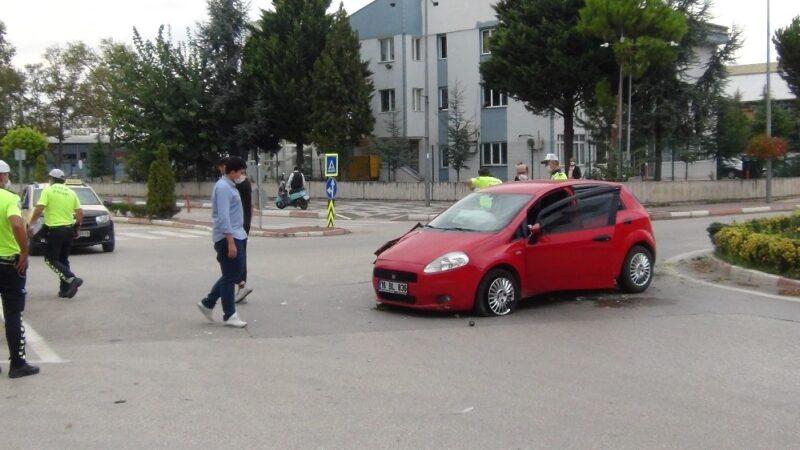 Yer: Bursa… Kazadan sonra şoka girdi