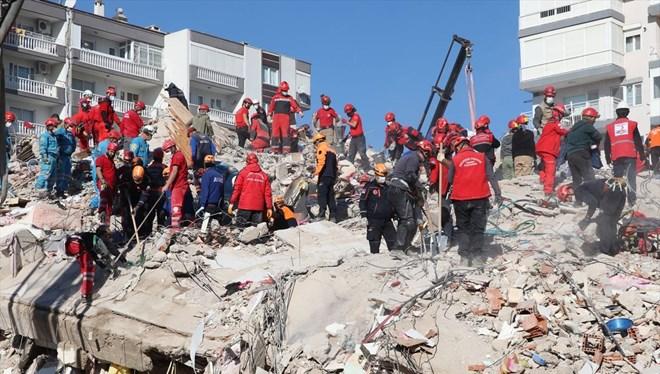 AFAD'dan İzmir depremine ilişkin ön değerlendirme raporu