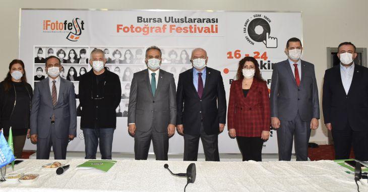 Bursa'yı dışa açan etkinlik FOTOFEST dijital ortamda