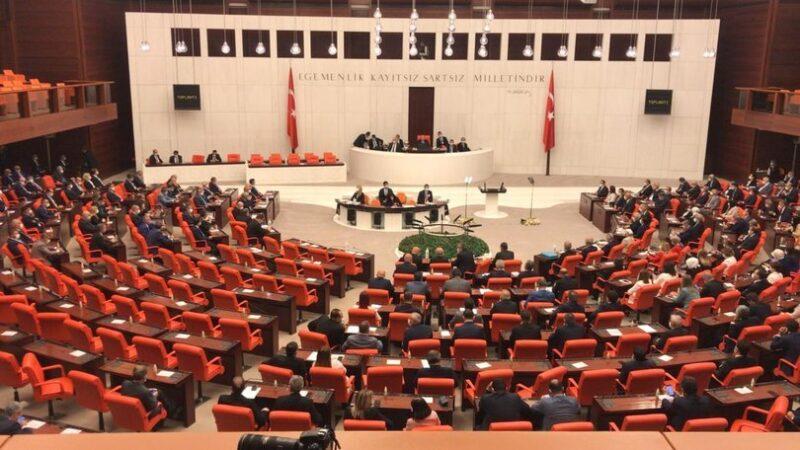 2021 Bütçe Kanunu Teklifi komisyonda kabul edildi…