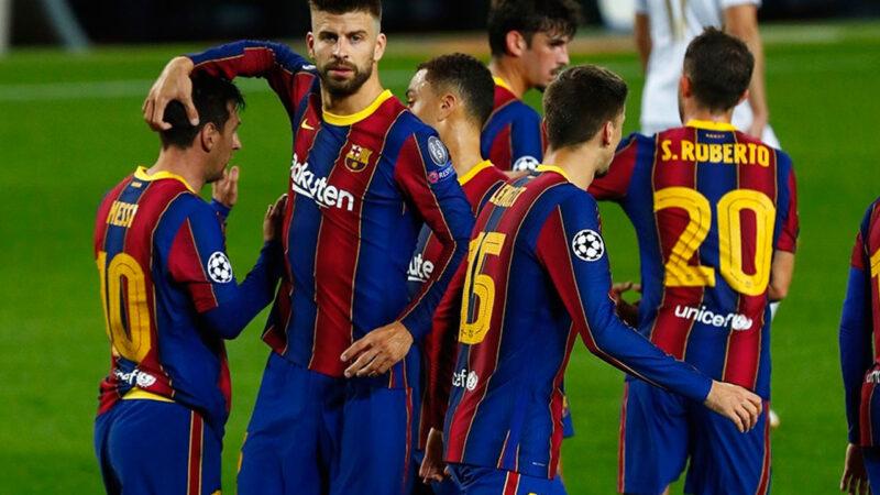 Messi tarihe geçti! İşte Devler Ligi'nde gecenin sonuçları…
