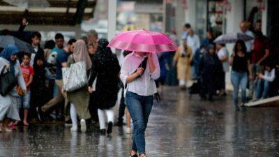 Meteorolojiden Bursa uyarısı! Öğle saatlerinden itibaren…