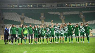 Bursaspor İzmir'de galibiyet arıyor… Haydi Timsah devamı gelsin…