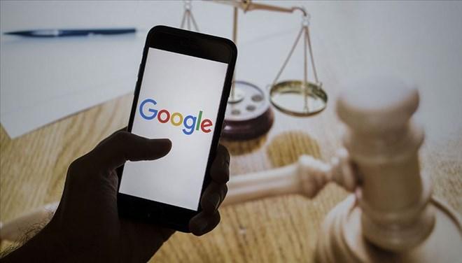 ABD yönetiminden Google'a dava!
