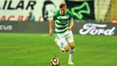 Bursa'da kritik maç… Mükemmel gol Timsah'ı öne geçirdi…