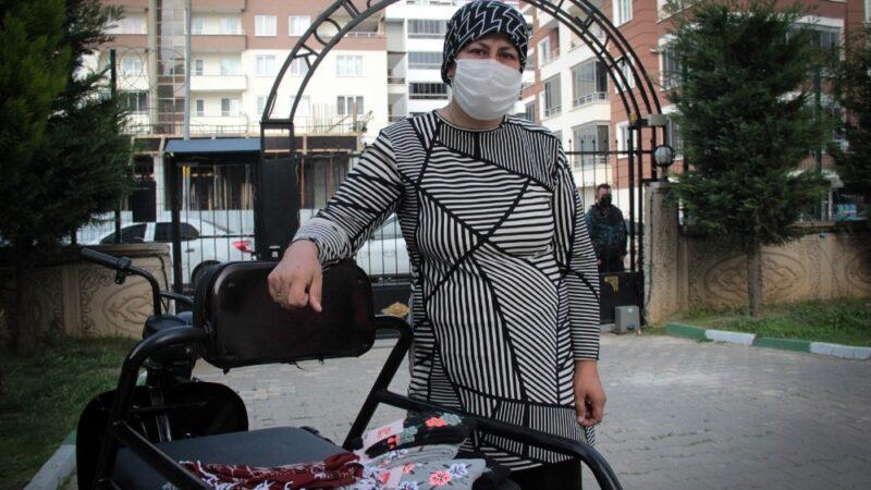 Bursa'da yürek burkan hayat hikayesi