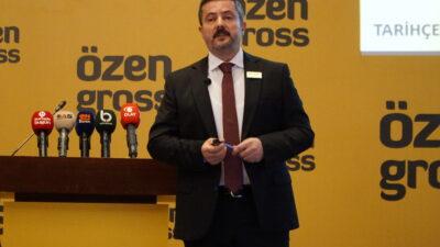 ÖZEN Grup'tan Bursa'ya yeni yatırım…