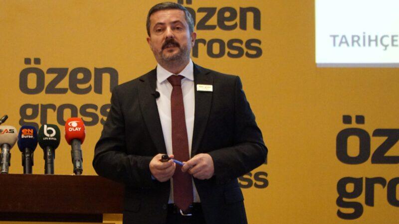 ÖZEN Grup'tan yeni yatırım; Bursa'nın en ucuz toptan marketi açılıyor…