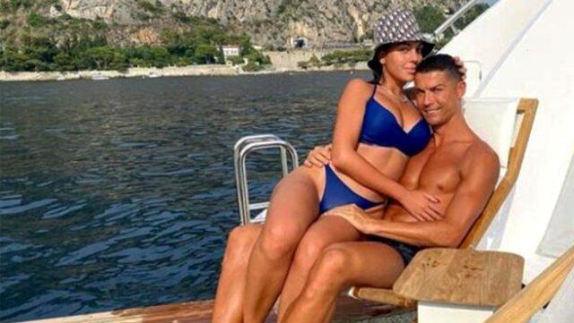 Ronaldo'nun sevgilisi yaşadıkları tutkulu aşkı anlattı: Cristiano tam bir bomba