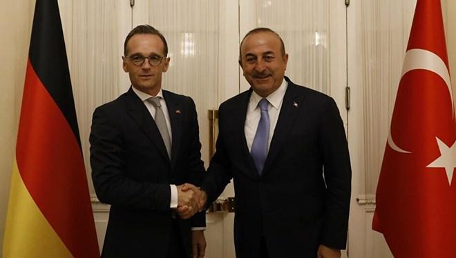 Almanya Dışişleri Bakanı Ankara'ya geliyor