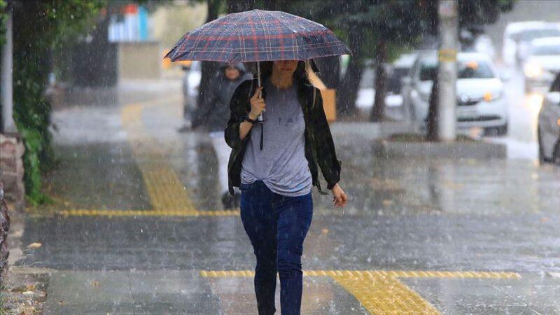 Bursalılar dikkat! Önemli uyarı: Şemsiyesiz dışarı çıkmayın