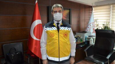 Sağlık Müdürü Bursa'ya böyle veda etti