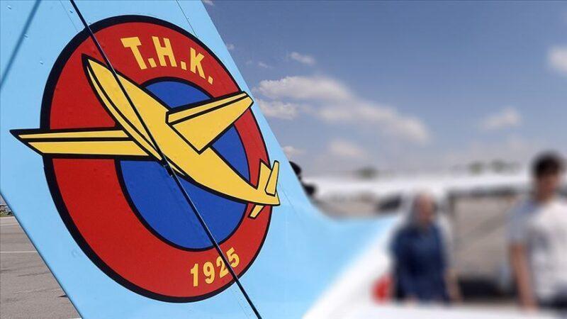 THK 14 uçağın satışı için ihaleye çıktı