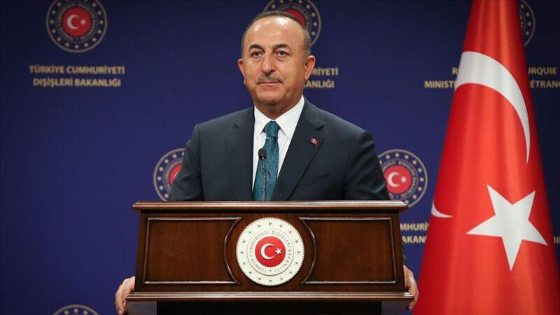 Çavuşoğlu'ndan sert açıklama: 'İşledikleri suçun hesabını verecekler'