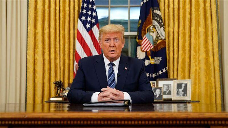 ABD Başkanı Trump: Yakında geri döneceğim