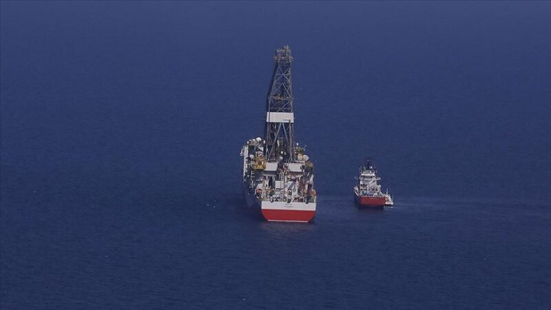 TSE, Karadeniz'de keşfedilen doğal gaz rezervine hizmet sunmaya hazır