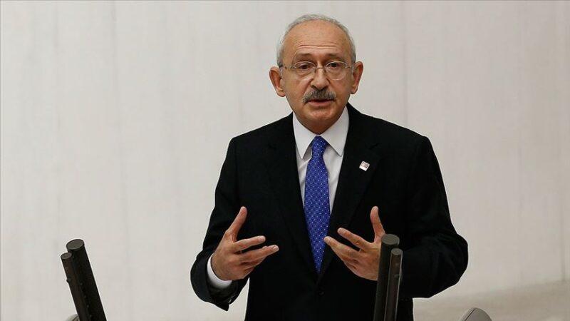 Kılıçdaroğlu'ndan Berberoğlu kararına tepki