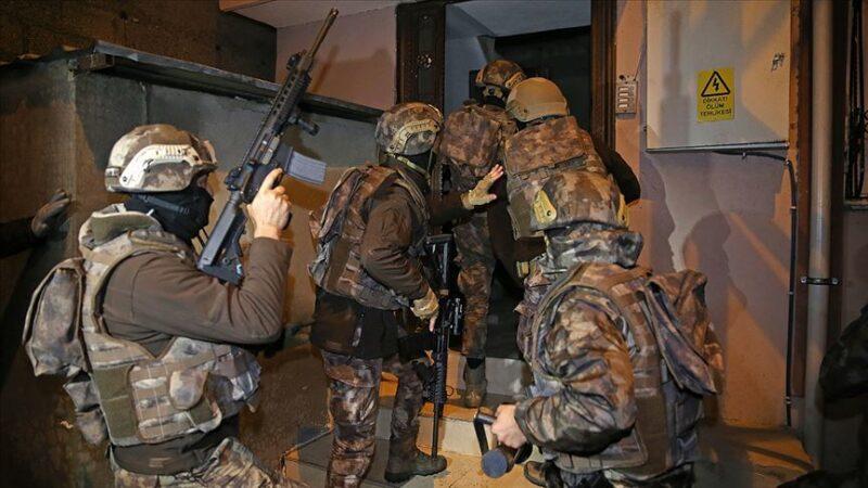 DEAŞ'a operasyon: 18 gözaltı