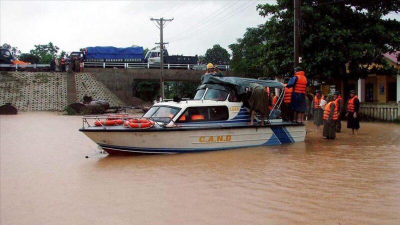 Vietnam'da sel ve toprak kaymalarında 84 kişi öldü